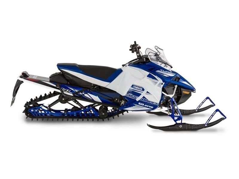 2017 Yamaha Sidewinder X-TX SE in Tamworth, New Hampshire