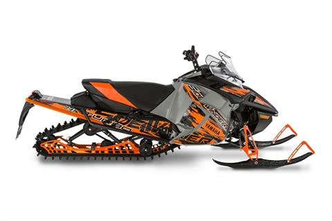 2017 Yamaha Sidewinder X-TX SE 141 in Denver, Colorado