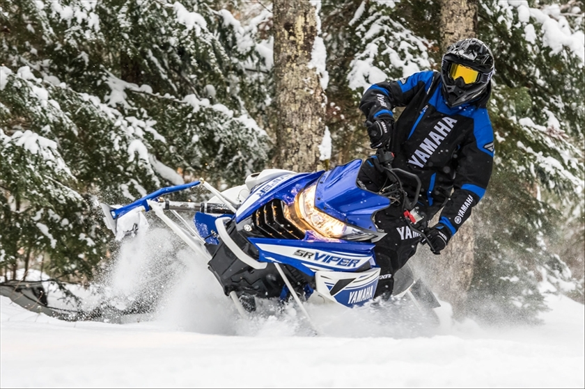 2017 Yamaha SRViper B-TX LE in Utica, New York