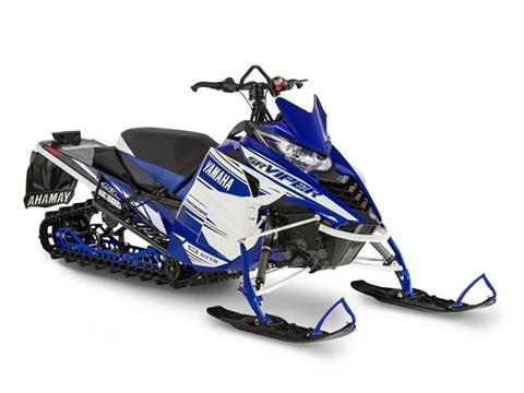 2017 Yamaha SRViper L-TX LE in Derry, New Hampshire