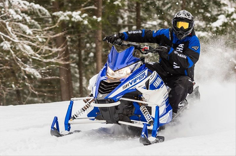 2017 Yamaha SRViper L-TX LE in Coloma, Michigan