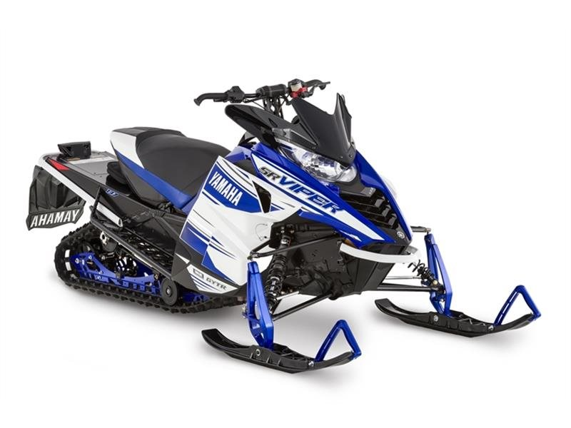 2017 Yamaha SRViper L-TX SE in Utica, New York