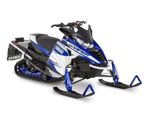 2017 Yamaha SRViper L-TX SE in Lowell, North Carolina