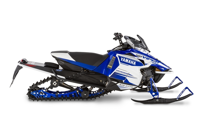 2017 Yamaha SRViper L-TX SE in Tamworth, New Hampshire