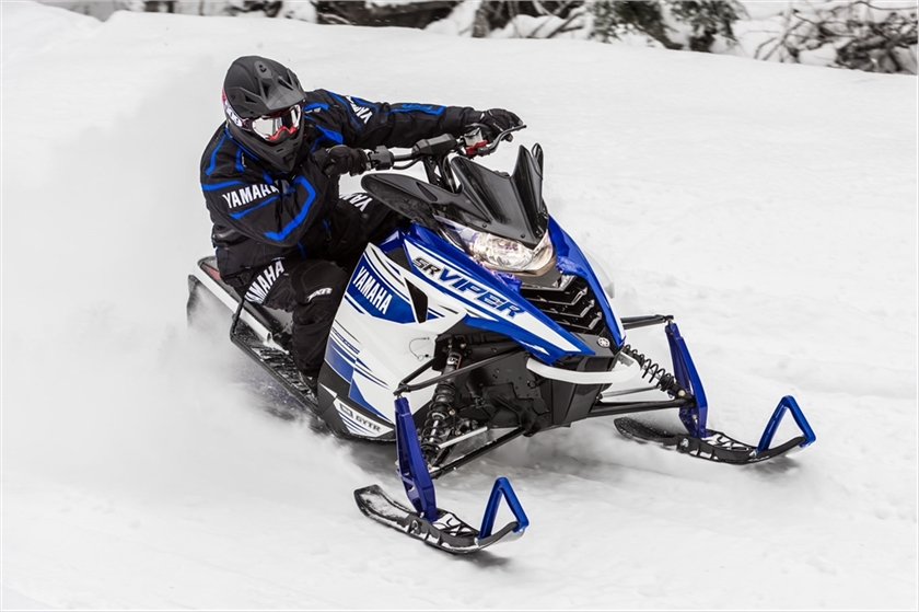 2017 Yamaha SRViper R-TX SE in Derry, New Hampshire