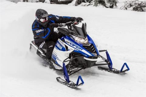 2017 Yamaha SRViper R-TX SE in Tamworth, New Hampshire