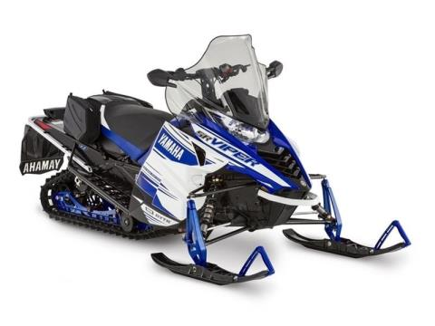 2017 Yamaha SRViper S-TX 137 DX in Francis Creek, Wisconsin