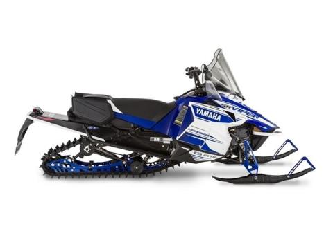 2017 Yamaha SRViper S-TX 137 DX in Billings, Montana