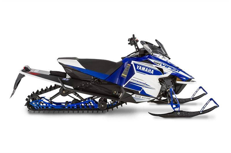 2017 Yamaha SRViper X-TX SE in Coloma, Michigan