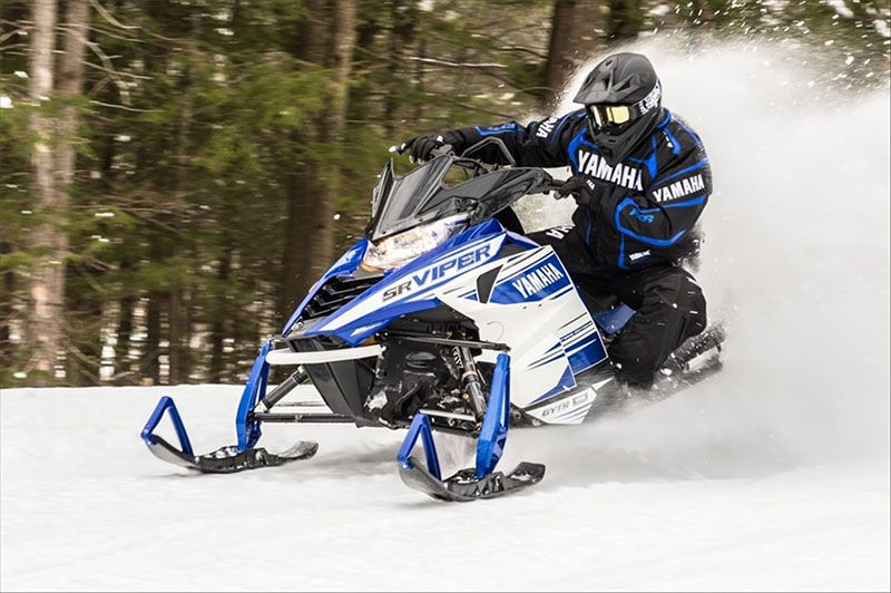 2017 Yamaha SRViper X-TX SE in Baldwin, Michigan