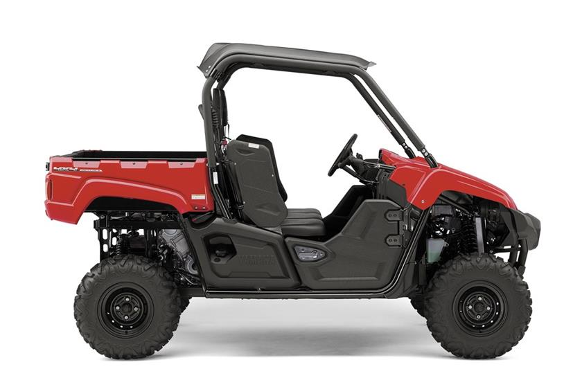 2017 Yamaha Viking in Baldwin, Michigan