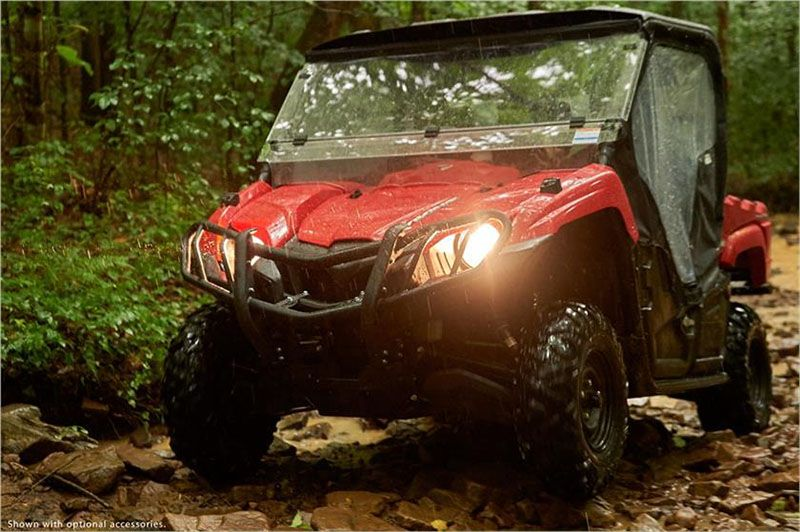 2017 Yamaha Viking in Tamworth, New Hampshire