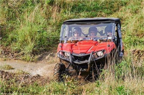 2017 Yamaha Viking EPS in Johnson Creek, Wisconsin