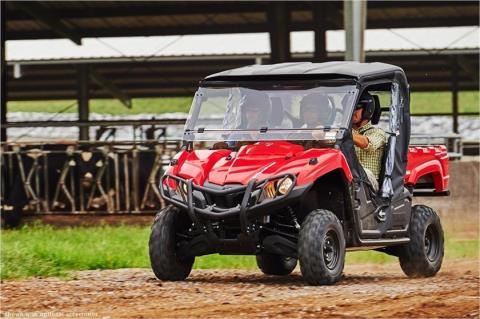 2017 Yamaha Viking EPS in Hickory, North Carolina