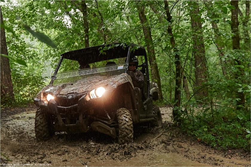 2017 Yamaha Viking EPS in Hazlehurst, Georgia
