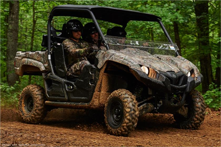 2017 Yamaha Viking EPS in Tamworth, New Hampshire