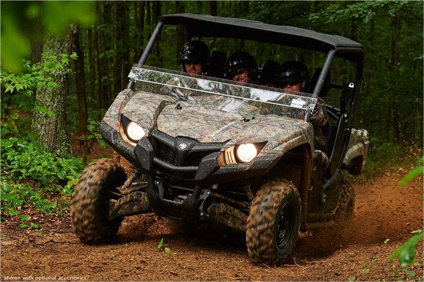 2017 Yamaha Viking EPS in Derry, New Hampshire