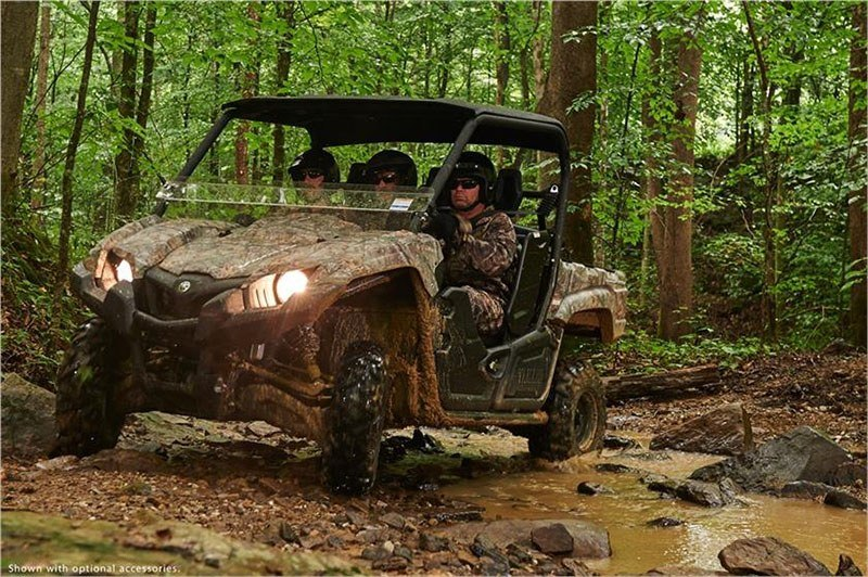 2017 Yamaha Viking EPS in Johnson Creek, Wisconsin - Photo 6