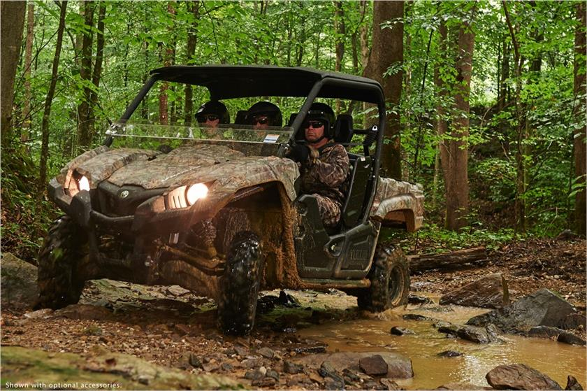 2017 Yamaha Viking EPS in Chesterfield, Missouri