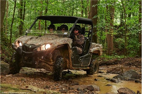 2017 Yamaha Viking EPS in Ebensburg, Pennsylvania