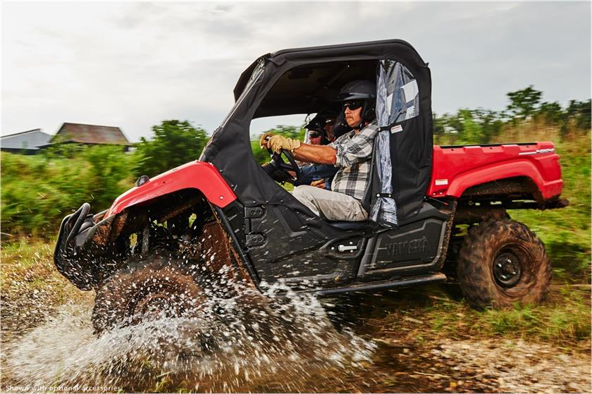 2017 Yamaha Viking EPS in Geneva, Ohio