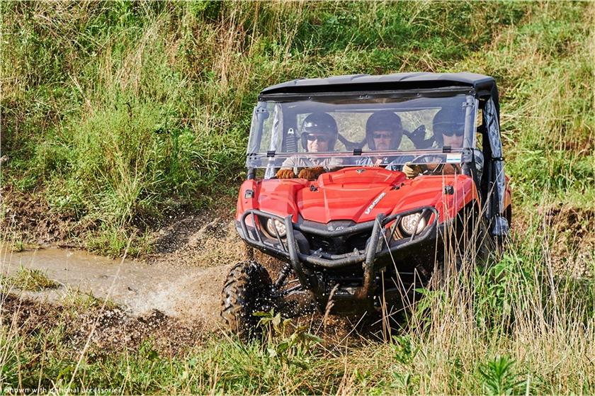 2017 Yamaha Viking EPS in Elkhart, Indiana