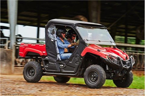 2017 Yamaha Viking EPS in Allen, Texas