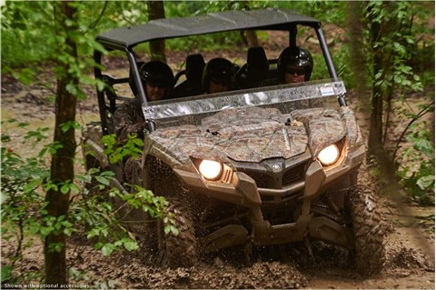 2017 Yamaha Viking EPS in Albemarle, North Carolina