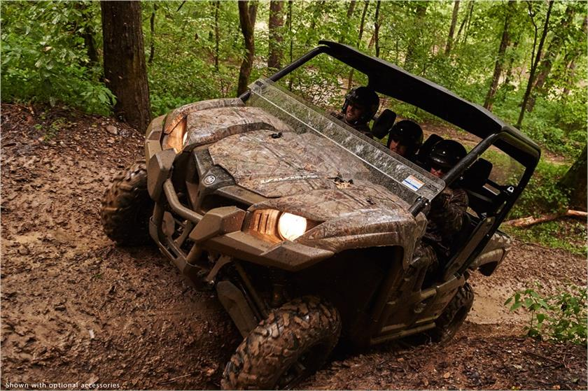 New 2017 Yamaha Viking Eps Utility Vehicles In Wisconsin