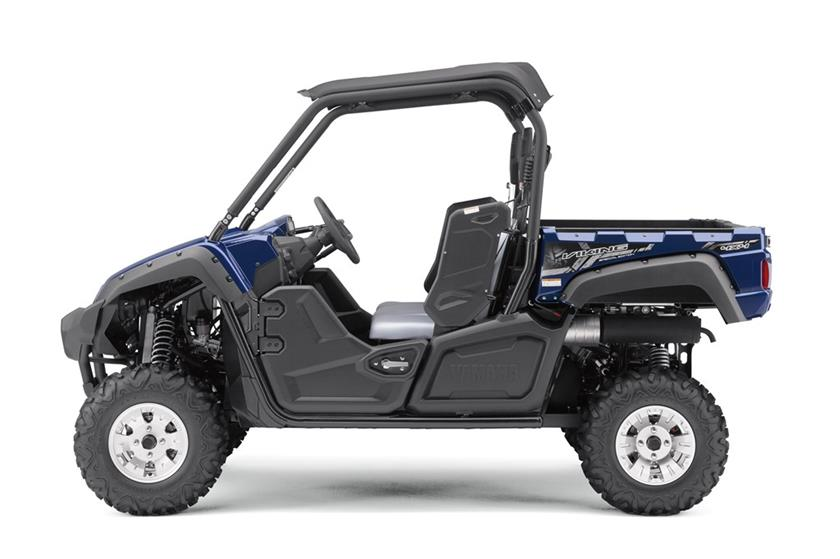 2017 Yamaha Viking EPS SE in Paw Paw, Michigan