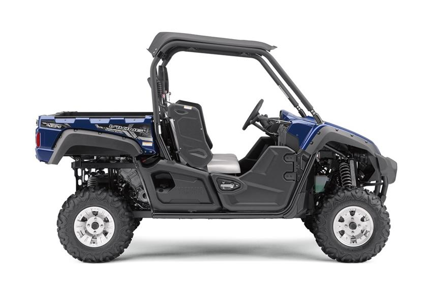 2017 Yamaha Viking EPS SE in Lewiston, Maine