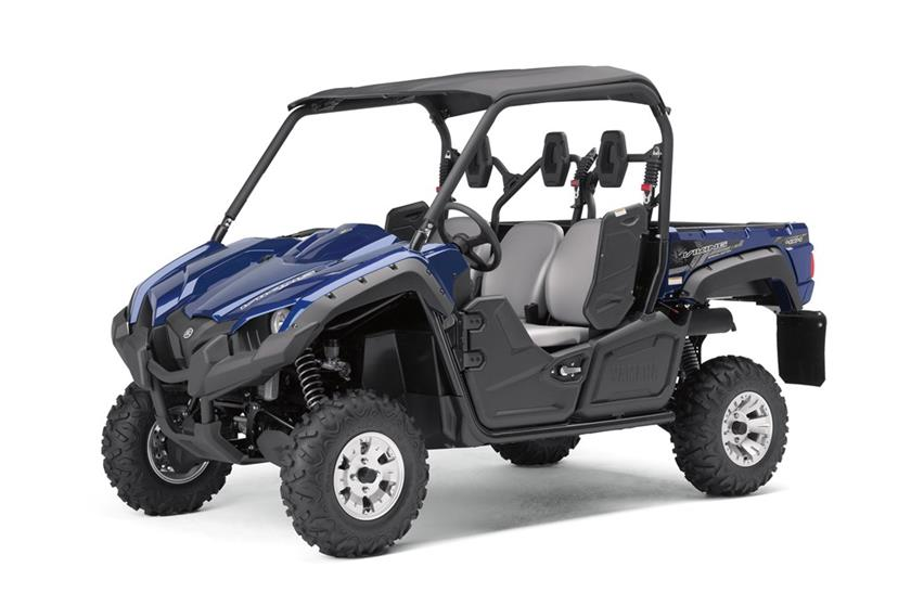 2017 Yamaha Viking EPS SE in Goleta, California