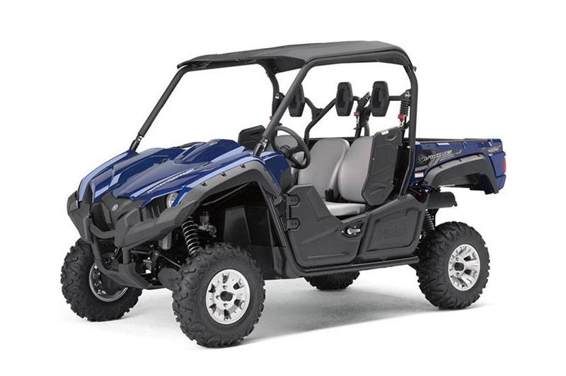 2017 Yamaha Viking EPS SE in Appleton, Wisconsin