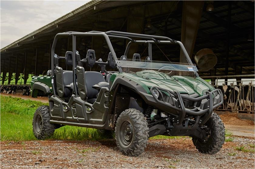 2017 Yamaha Viking VI EPS in Jonestown, Pennsylvania