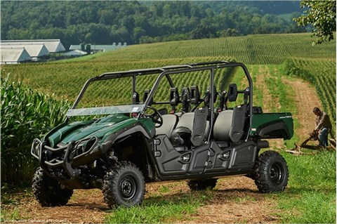 2017 Yamaha Viking VI EPS in Manheim, Pennsylvania