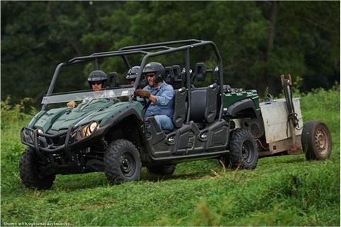 2017 Yamaha Viking VI EPS in Ebensburg, Pennsylvania