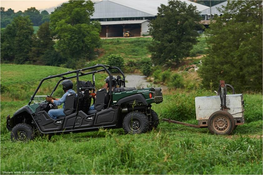2017 Yamaha Viking VI EPS in Pittsburgh, Pennsylvania