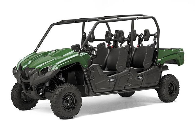 2017 Yamaha Viking VI EPS in Burleson, Texas