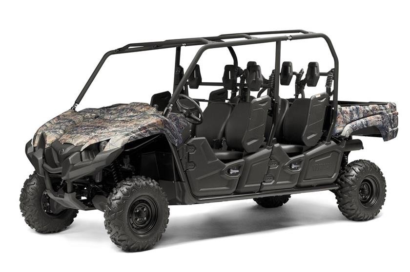 2017 Yamaha Viking VI EPS in Lowell, North Carolina