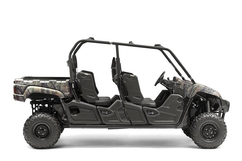 2017 Yamaha Viking VI EPS in Missoula, Montana