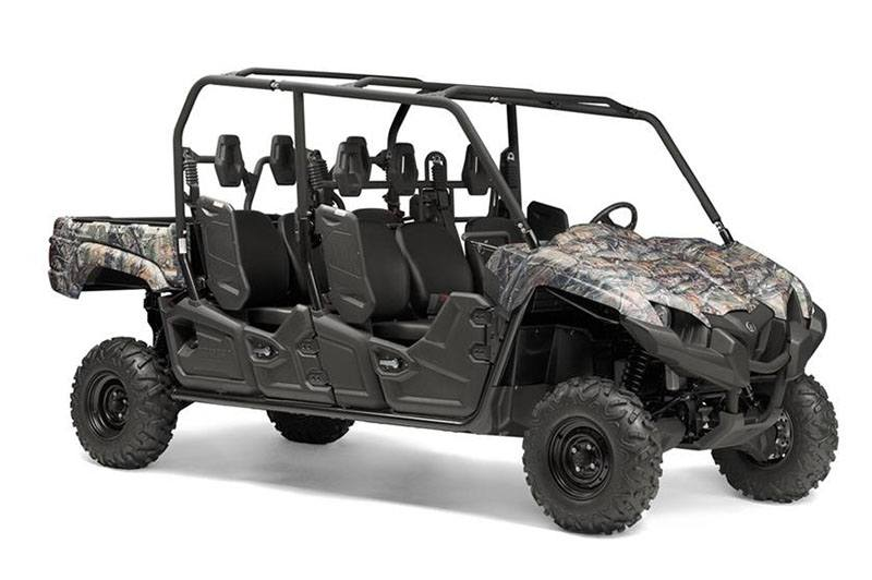 2017 Yamaha Viking VI EPS in Johnson City, Tennessee