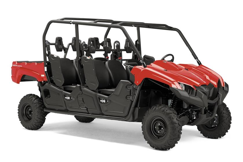 2017 Yamaha Viking VI EPS in Shawnee, Oklahoma
