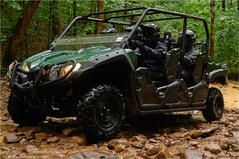 2017 Yamaha Viking VI EPS in Tamworth, New Hampshire