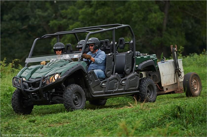 2017 Yamaha Viking VI EPS in Francis Creek, Wisconsin
