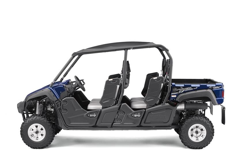 2017 Yamaha Viking VI EPS SE in Appleton, Wisconsin