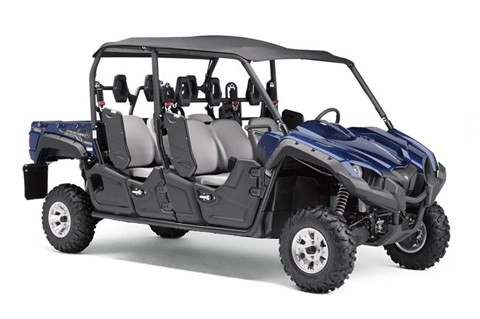 2017 Yamaha Viking VI EPS SE in Hendersonville, North Carolina