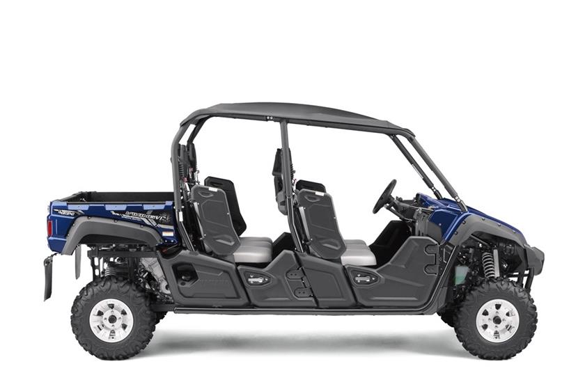 2017 Yamaha Viking VI EPS SE in Chesterfield, Missouri