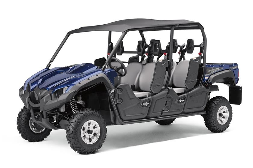 2017 Yamaha Viking VI EPS SE in Pittsburgh, Pennsylvania