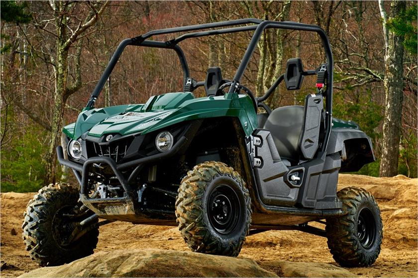 2017 Yamaha Wolverine in Lowell, North Carolina