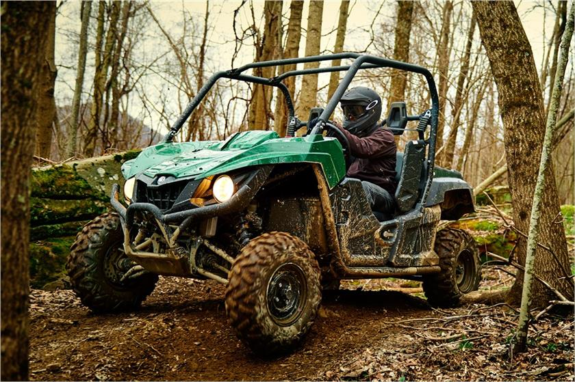 2017 Yamaha Wolverine in Asheville, North Carolina